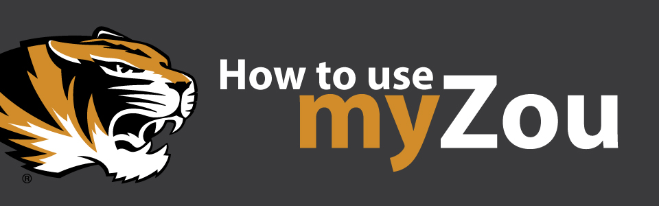 How to Use myZou